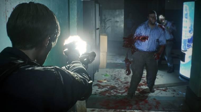 Resident Evil 2 Remake - belső nézettel és fix kameraállásokkal is kísérleteztek bevezetőkép