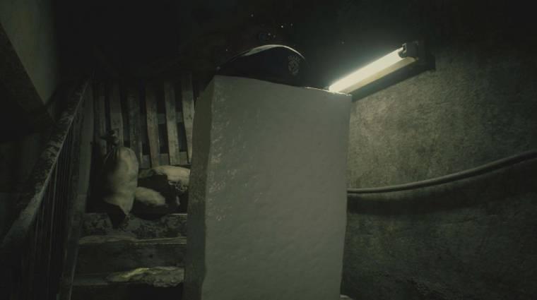 Napi büntetés: a fejlesztők komolyan vették a Resident Evil 2 tofu módját bevezetőkép