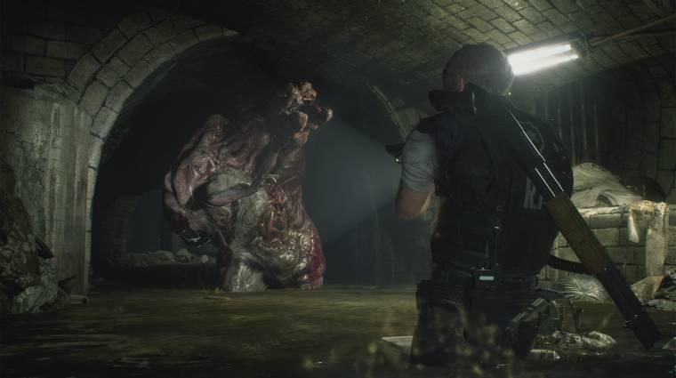 Resident Evil 2 - ez a mod a UI-t is visszaalakítja bevezetőkép