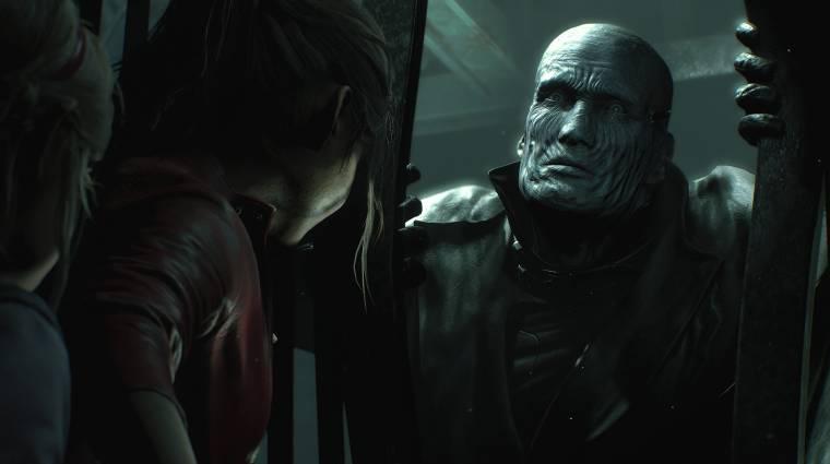 Resident Evil 2 Remake - egy új mod picivé változtatja a Tyrantet bevezetőkép