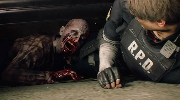 Visszatért a Resident Evil 2 Remake demója, és ezúttal nincs időkorlát bevezetőkép
