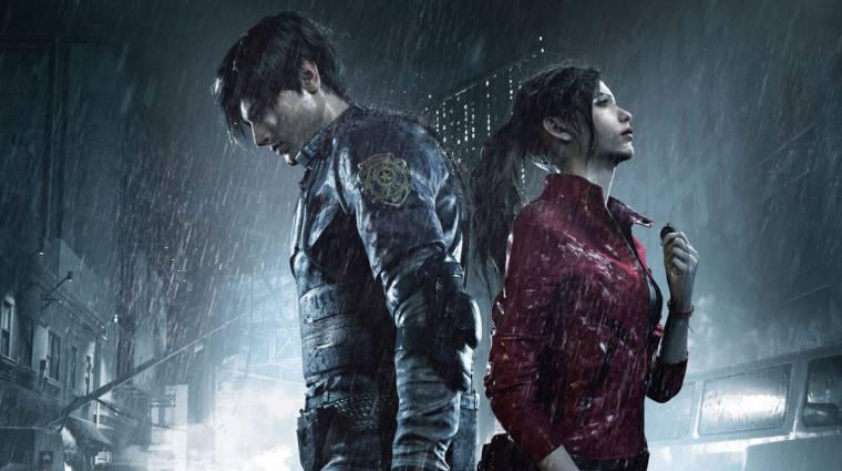 Raccoon Citytől Romániáig - a Resident Evil-történelem bevezetőkép