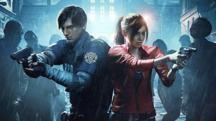 Ingyenes magyar szinkron készül a Resident Evil 2-höz bevezetőkép