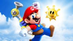 Már a Super Mario Sunshine is képes 60 fps-re kép