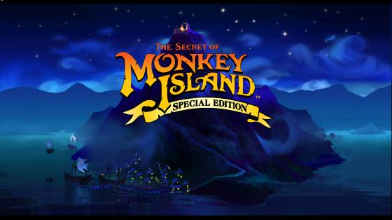 The Secret of Monkey Island: Special Edition infódoboz