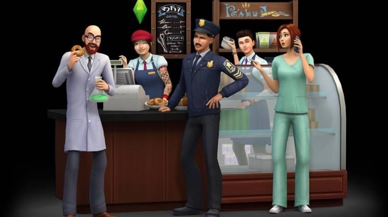 The Sims 4: Get to Work bejelentés - munkába vonulunk bevezetőkép