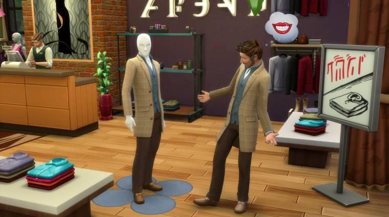 The Sims 4: Get to Work - indulhat a munka bevezetőkép