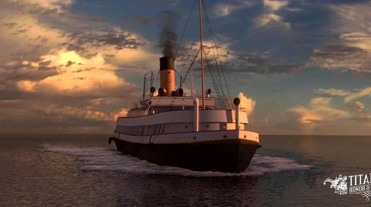 Titanic: Honor and Glory - éld át a süllyedést egy belső nézetes kalandjátékkal bevezetőkép