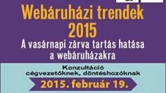 Webáruházi trendek 2015 kép