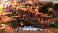 Act of Agression - a C&C-s időket idézi a trailer kép