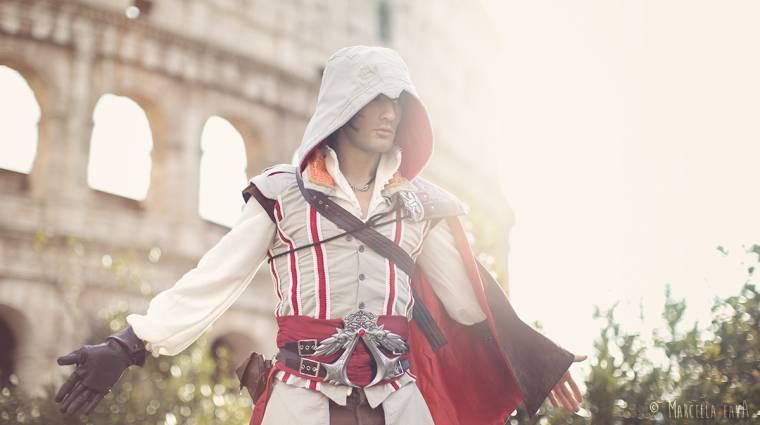 Ez valószínűleg minden idők legjobb Assassin's Creed cosplay-e bevezetőkép