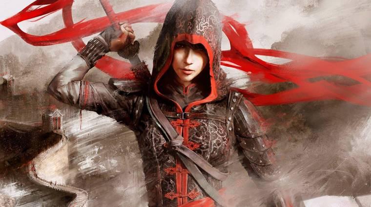 Az Assassin's Creed manga visszahoz egy kedves ismerőst bevezetőkép