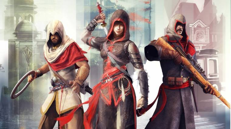 Fény derült az Assassin's Creed Chronicles játékok legnagyobb titkára bevezetőkép