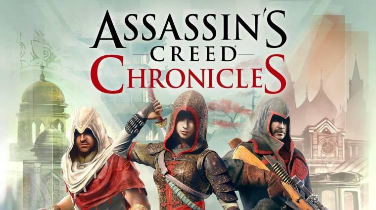 Assassin's Creed Chronicles - egyben is megjelent a trilógia (videó) bevezetőkép