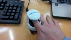 Biometrikus azonosítás az online bankolásban kép