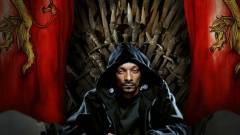 Snoop Dogg is rappel az új Trónok Harca albumon kép