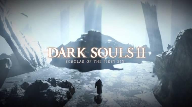 Dark Souls II: Scholar of the First Sin launch trailer - felszakadnak a régi sebek bevezetőkép