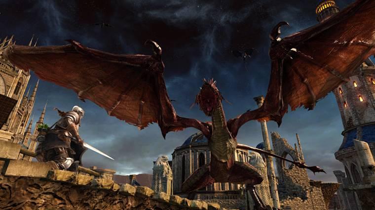 Fantasztikus filmek készültek a Dark Souls játékokból bevezetőkép