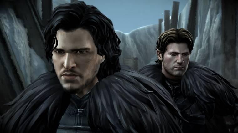 Game of Thrones Episode 3 - holnap megjelenik, itt a launch trailer bevezetőkép