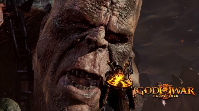 God of War III Remastered, F1 2015 - 2015. júliusi játékmegjelenések bevezetőkép