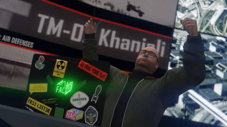 Grand Theft Auto Online - jön egy új Heist bevezetőkép