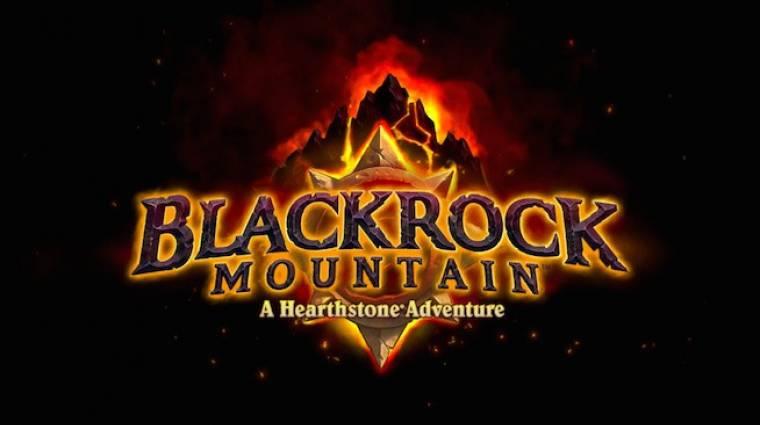 PAX East 2015 - Hearthstone: Blackrock Mountain Adventure Pack bejelentés (videó) bevezetőkép