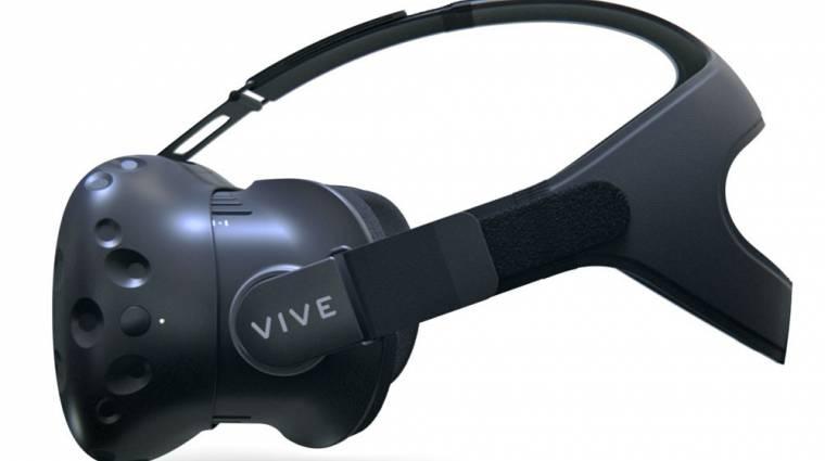 Vezeték nélküli HTC Vive készül bevezetőkép
