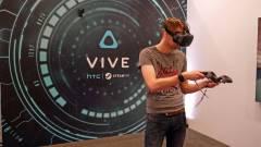 HTC Vive - erre képes a VR-eszköz a Valve szerint (videó) kép