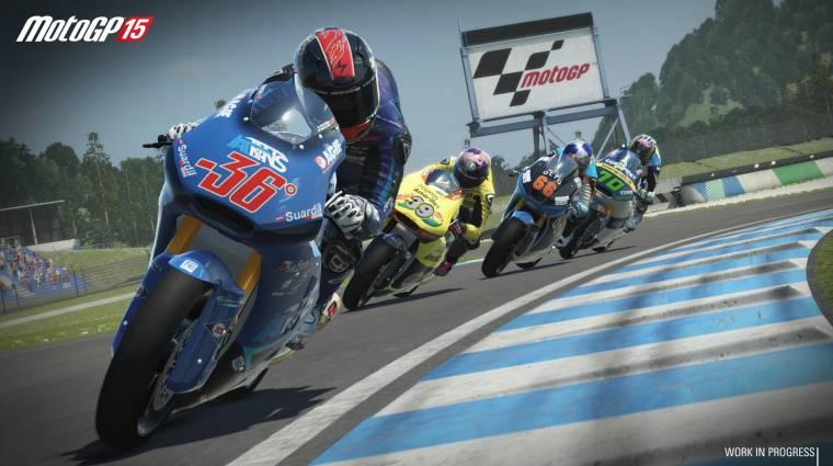 MotoGP 15 - javították az Xbox One-os változatot bevezetőkép
