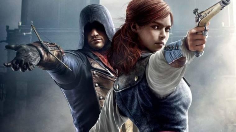 GameStar Könyvajánló - Oliver Bowden: Assassin's Creed - Egység bevezetőkép