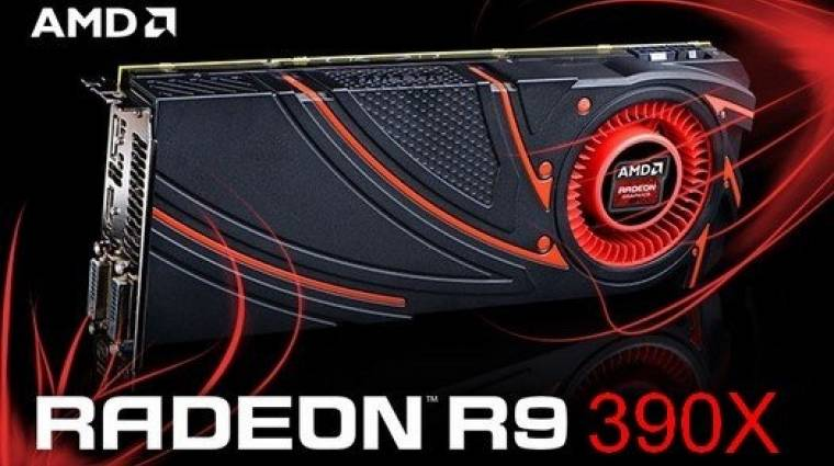 Elképesztő teljesítménnyel érkezik a Radeon R9 390X bevezetőkép