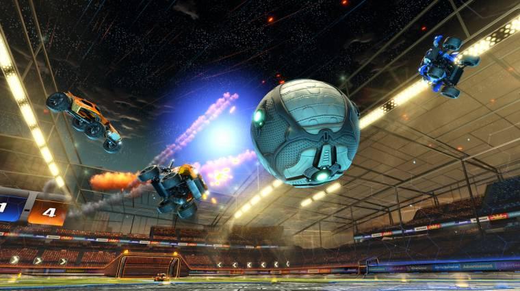 Rocket League - működik a teljes cross-platform játék, csak a Sony jóváhagyása kell bevezetőkép