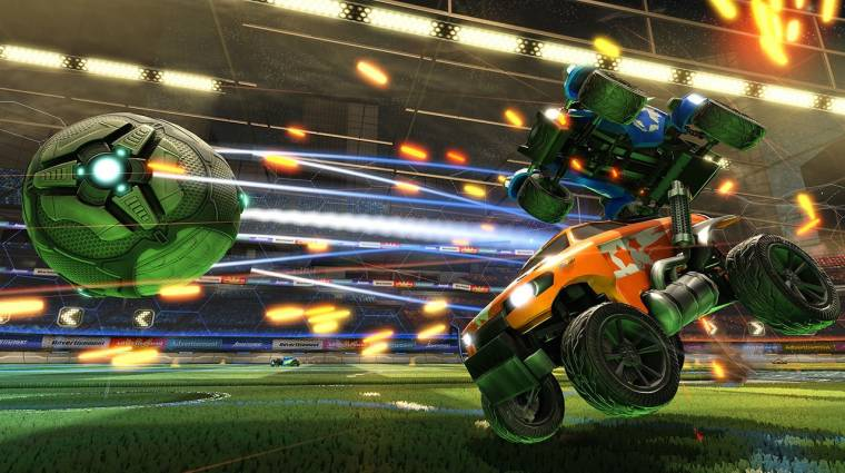Rocket League - már több mint 20 millióan tolják az autós focit bevezetőkép