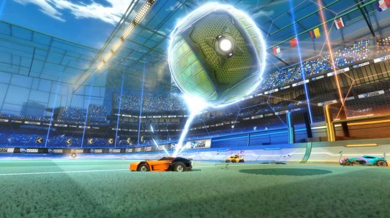 Xbox Game Pass - korlátlanul játszható a Rocket League bevezetőkép