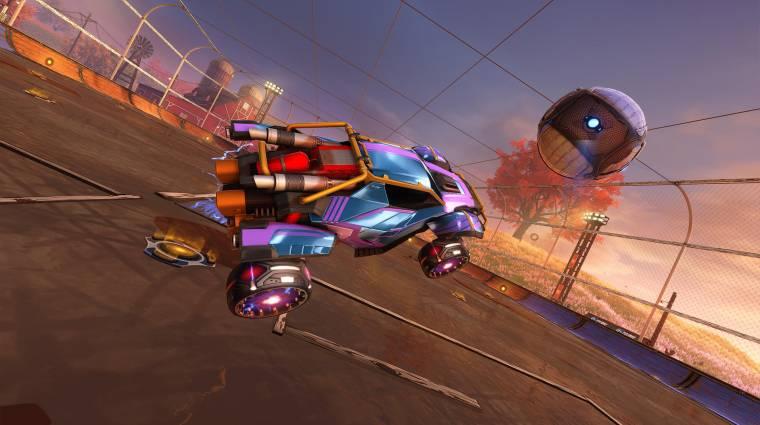 Ezeken a platformokon hamarosan már nem lehet a Rocket League-et online játszani bevezetőkép