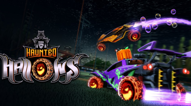 Rocket League - idén is lesz a halloweeni esemény bevezetőkép