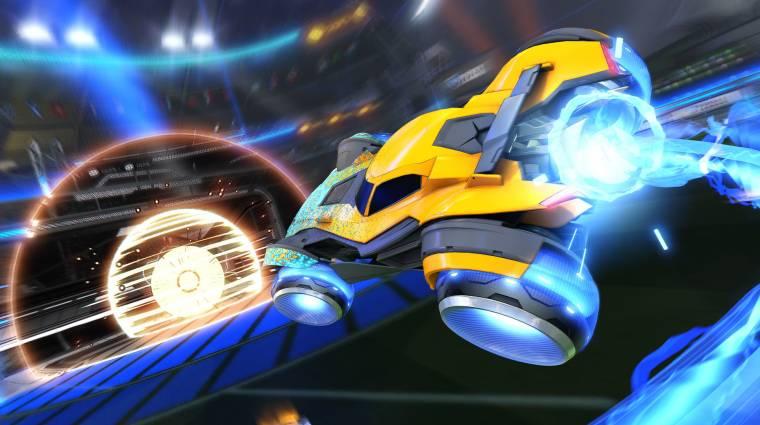 Rocket League - anime trailerrel jött a Rocket Pass 5 megjelenési dátuma bevezetőkép