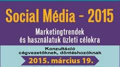 Social Média - 2015 kép