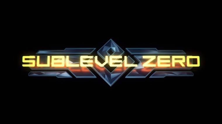 Sublevel Zero - a Descent modernkori utódja meg fog izzasztani bevezetőkép