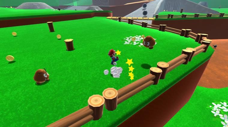 Super Mario 64 HD - a Nintendo letiltotta az ingyenes HD demót bevezetőkép