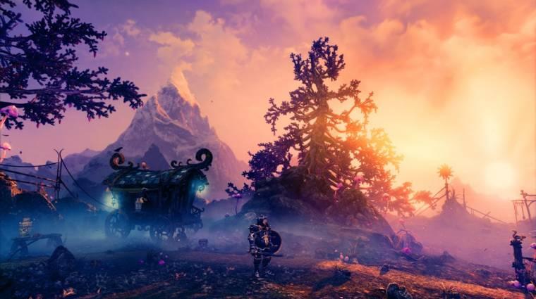 Trine 3 gameplay - kilenc percnyi gyönyör bevezetőkép