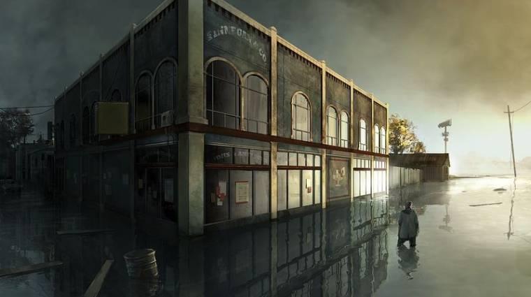Alan Wake 2 - a játék, amivel soha nem játszhatunk bevezetőkép