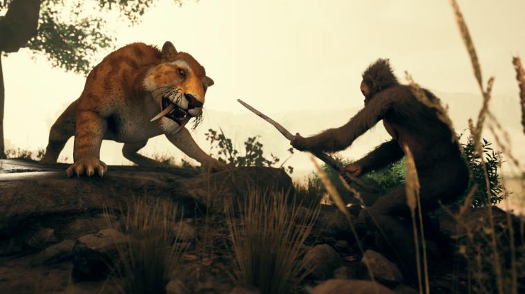 Ancestors: The Humankind Odyssey - bemutatkozik a játék fejlődési rendszere bevezetőkép