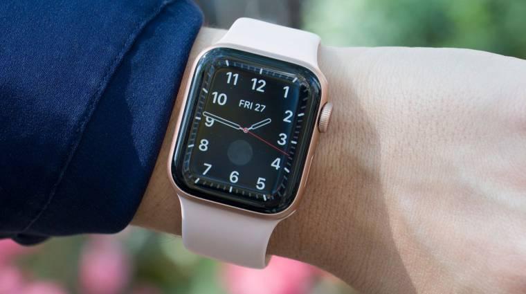 Már több órát ad el az Apple, mint a svájci óraipar kép