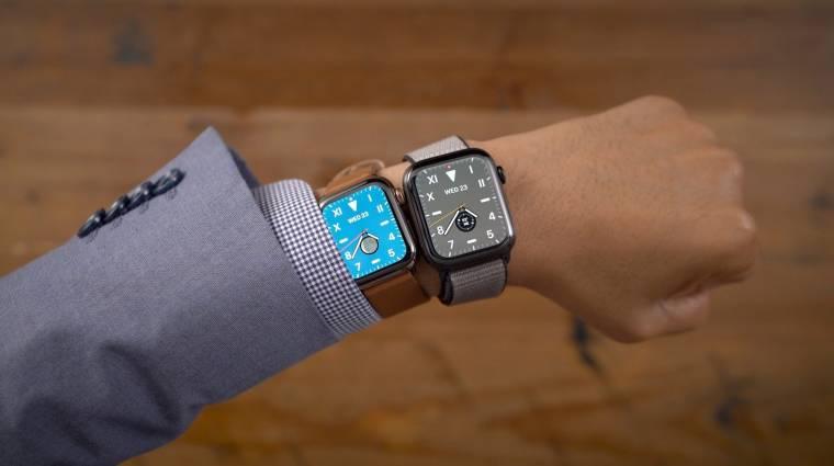 Új üzenetküldőt gyártott az Apple Watch-ra a Facebook kép