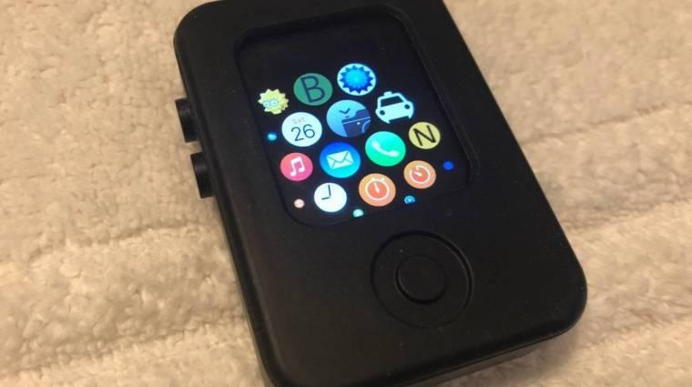 Felbukkant az Apple Watch prototípusa kép
