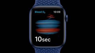 Hamarabb mutatja ki a koronavírust az Apple Watch, mint a most elérhető tesztek kép