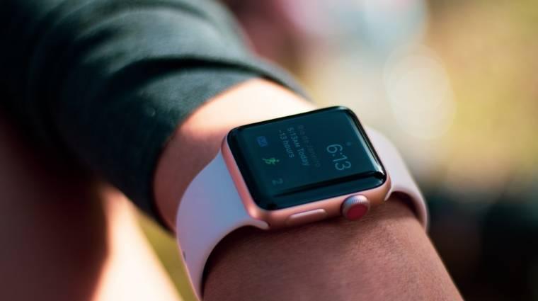 Vércukorszintet is mérhet később az Apple Watch kép