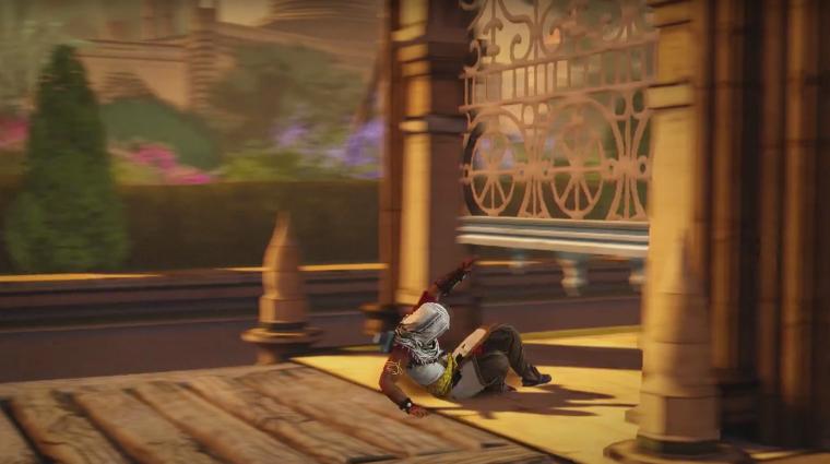 Assassin's Creed Chronicles: India - gyönyörű lesz ez is (videó) bevezetőkép