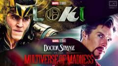 Loki sorozata is kapcsolódni fog az új Doctor Strange filmhez kép